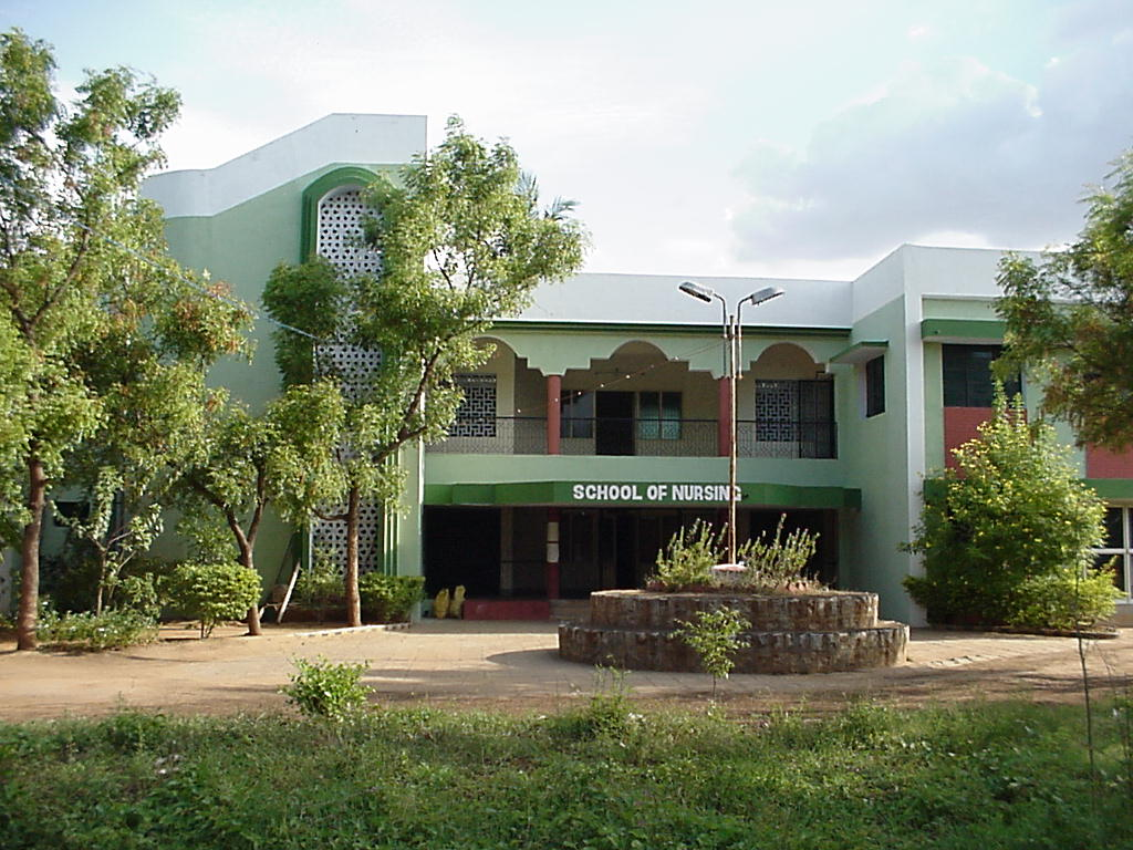 C S I Mission Hospital Woraiyur