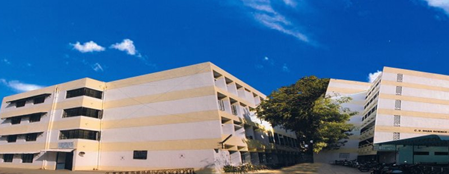 C. U. Shah Science College, Ahmedabad