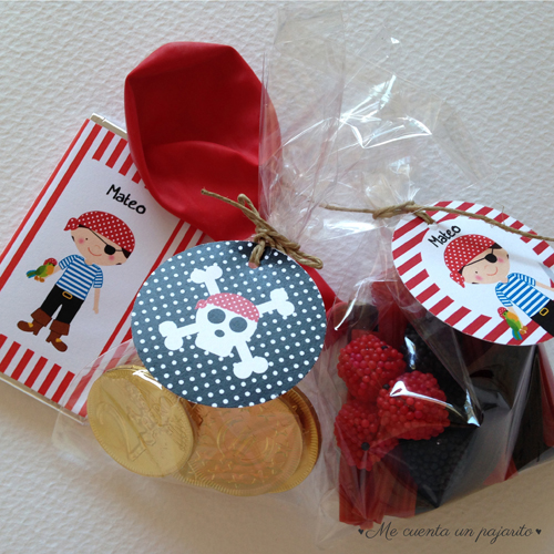 Envoltorio de chocolatina personalizada de cumpleaños