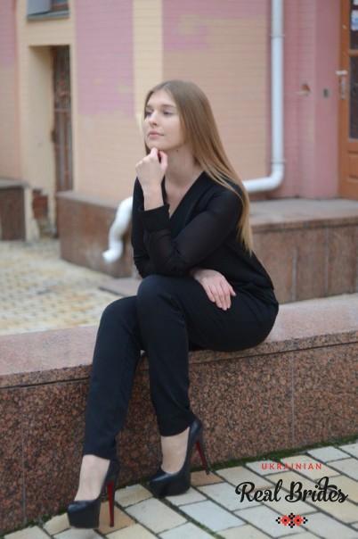 Photo gallery №5 Ukrainian bride Anastasiya