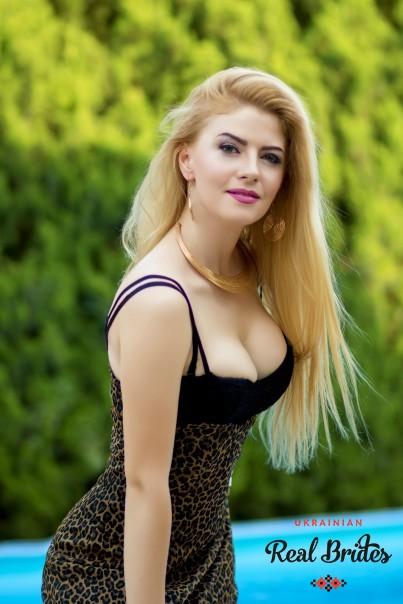 Photo gallery №4 Ukrainian bride Vika