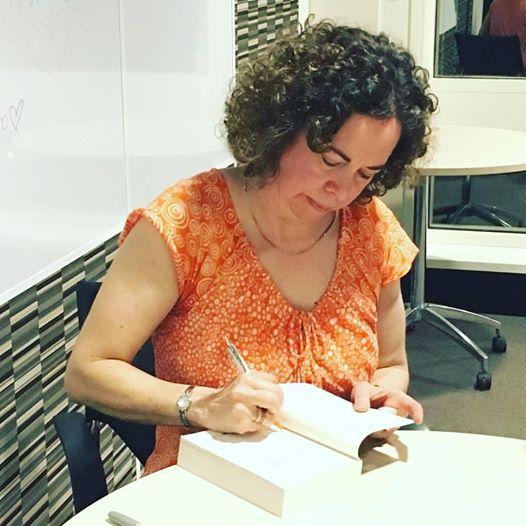 Maria V Snyder book signing