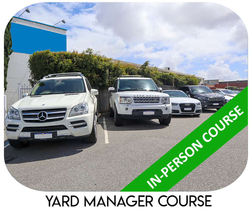 Yard Manager Course WA In Person
