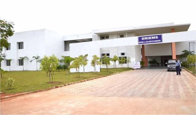 D R I E M S College Of Nursing