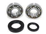 Main Crank Shaft Bearings and Seals Kit Suzuki RM125 1982 1983 1984 1985