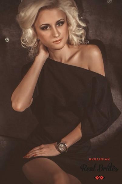 Photo gallery №6 Ukrainian bride Victoriya