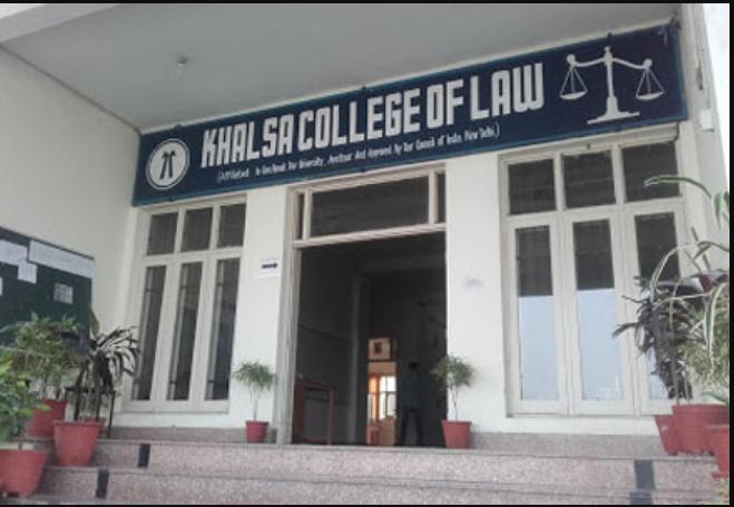 Khalsa College Of Law, Amritsar Image