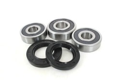 Rear Wheel Bearings and Seal Kit Kawasaki ZRX1200R ZR1200 2001-2005
