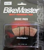 Front Brake Pads BikeMaster Honda CR125R 2001 2002 2003 2004 2005 2006 2007
