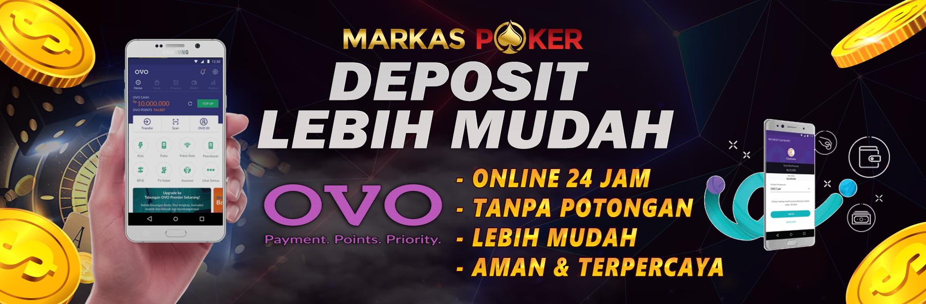 Deposit Pakai OVO