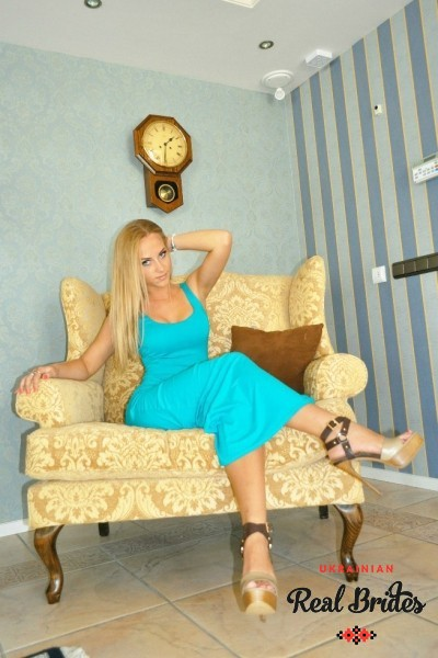 Photo gallery №1 Ukrainian bride Inna