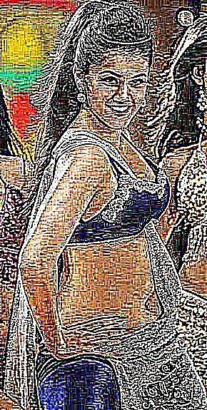 Femme bourree