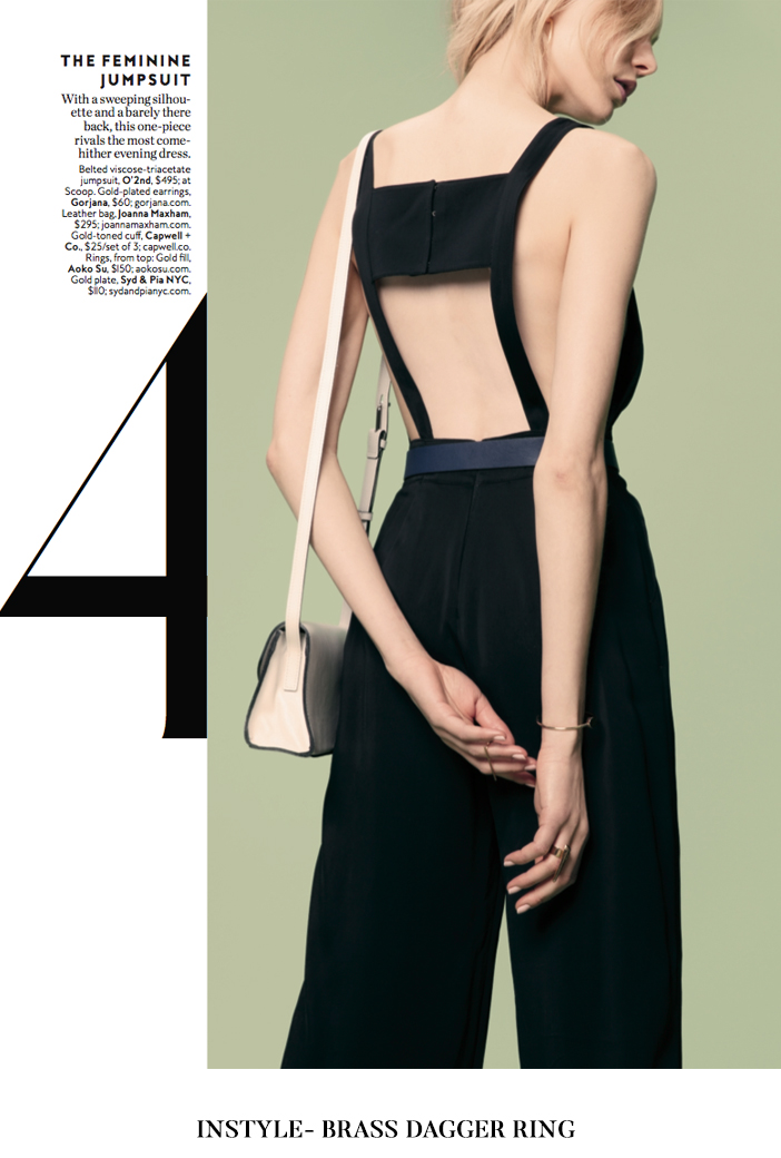 InStyle, March 2016
