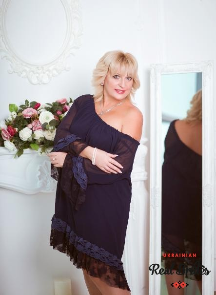 Photo gallery №10 Ukrainian women Svetlana
