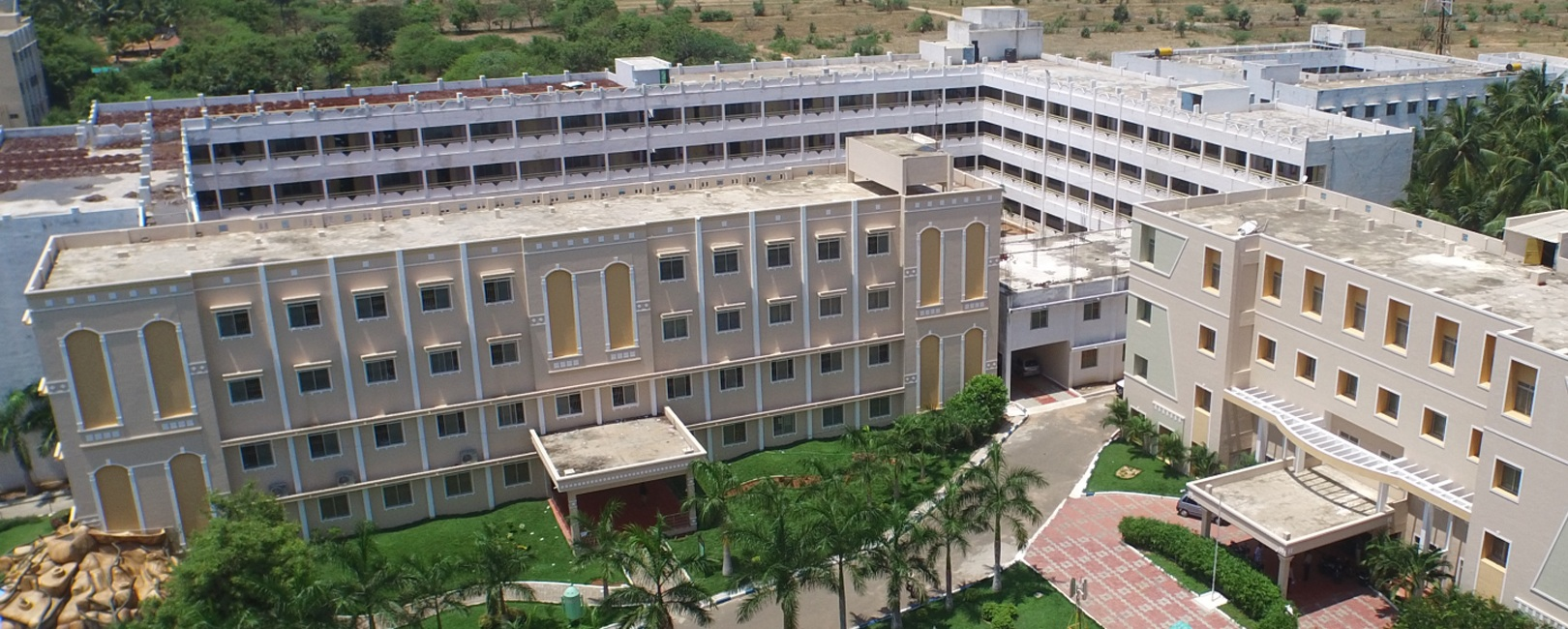Nandha Ayurveda Medical College and Hospital, Erode