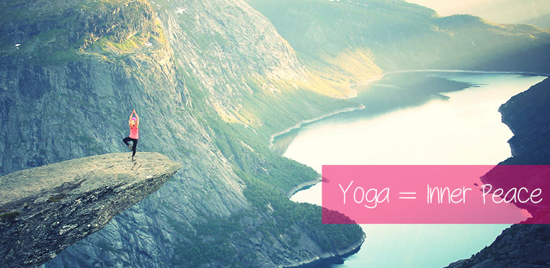 Yoga for inner peace and tranquility