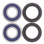 Front Wheel Bearings and Seals Kit TRX250TE Recon 2x4 ES 2006 2008 2009 2011