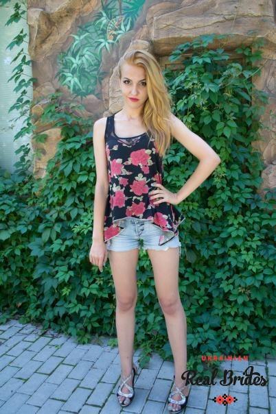Photo gallery №12 Ukrainian girl Anna