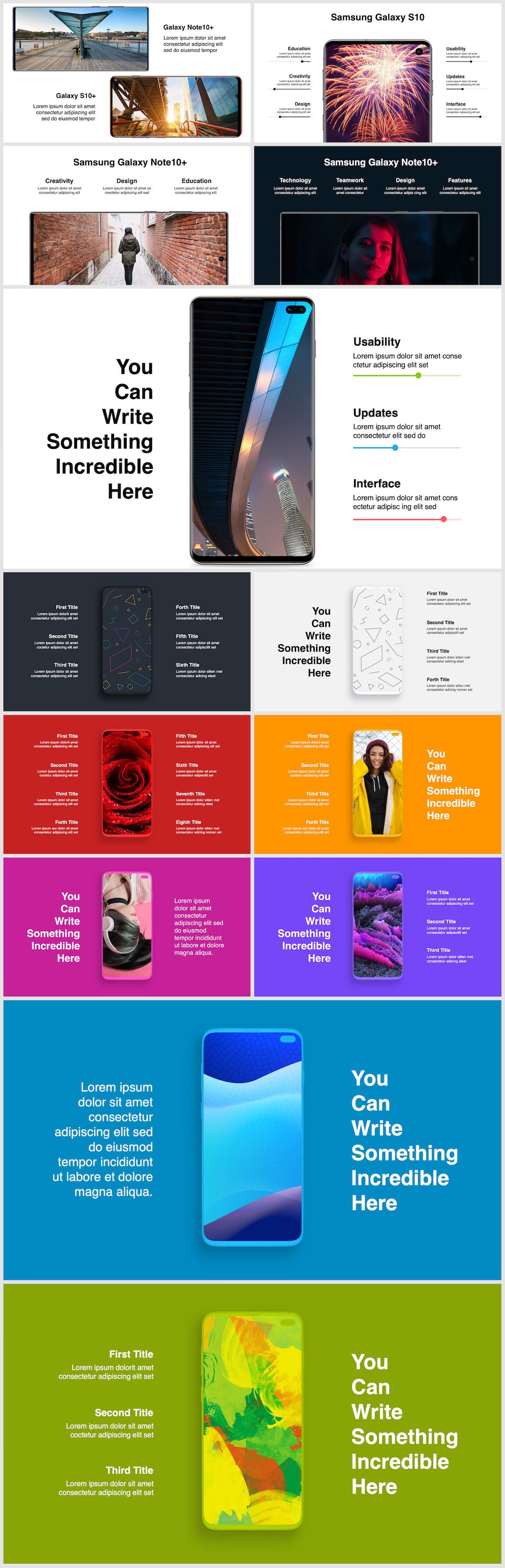 Huge Infographics Bundle! Lifetime Updates! PowerPoint, Photoshop, Illustrator. - 79