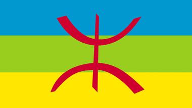 Bandera de Amazigh