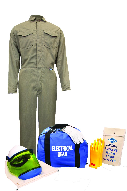 National Safety Apparel KIT2CVPR084X10