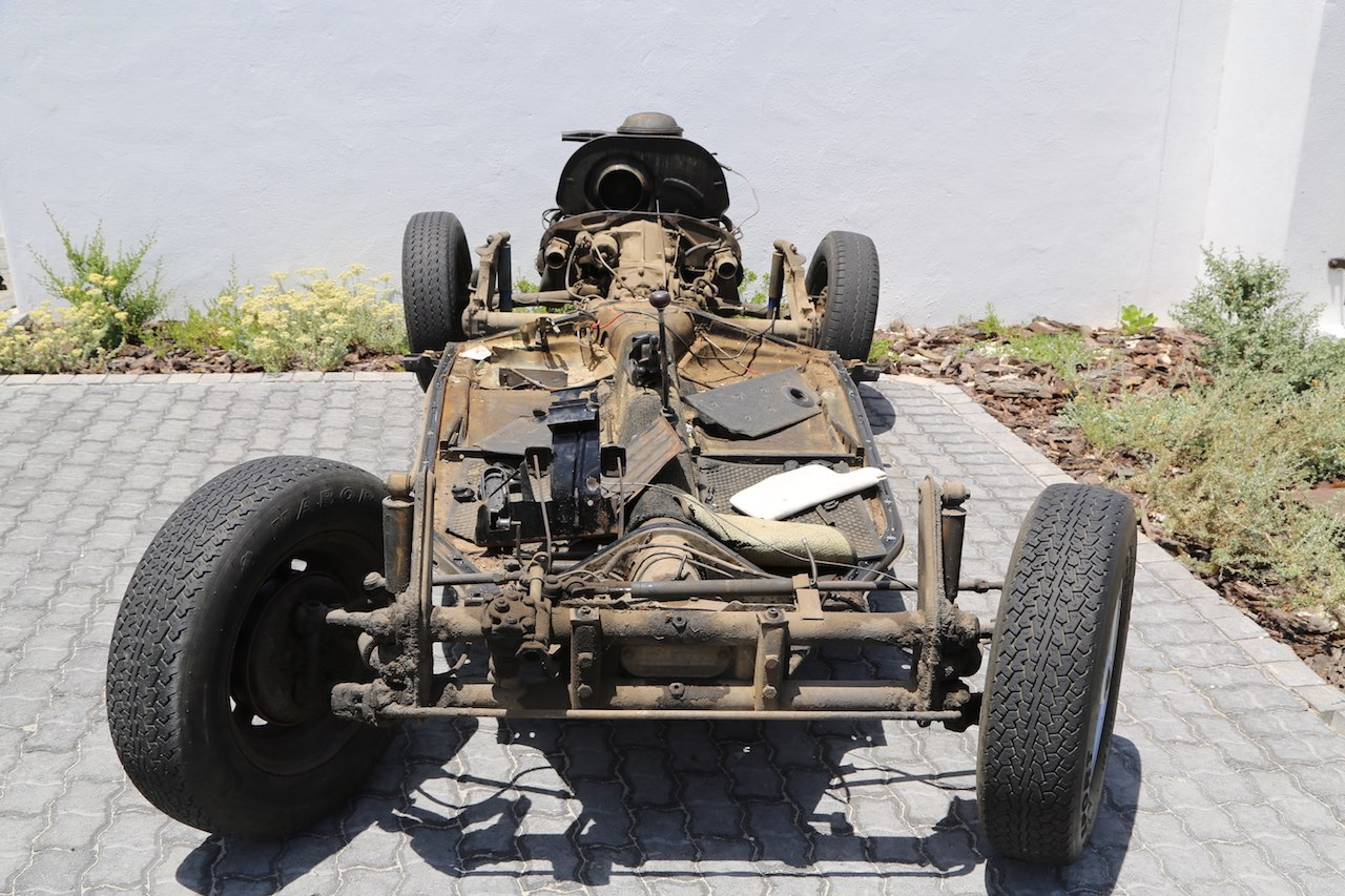 Take to the Road Feature V8 Stealth Beetle Project