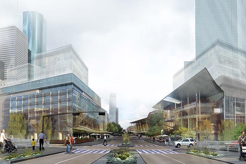 Arup's Houston theater district masterplan endorsed