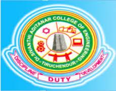 DR. Sivanthi Aditanar College of Engineering, Thoothukudi