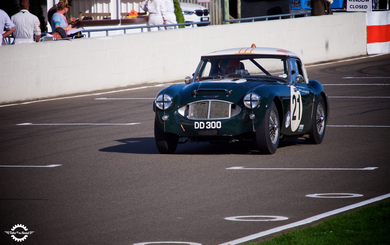 The Goodwood Revival 2018 - Relentless and Glorious