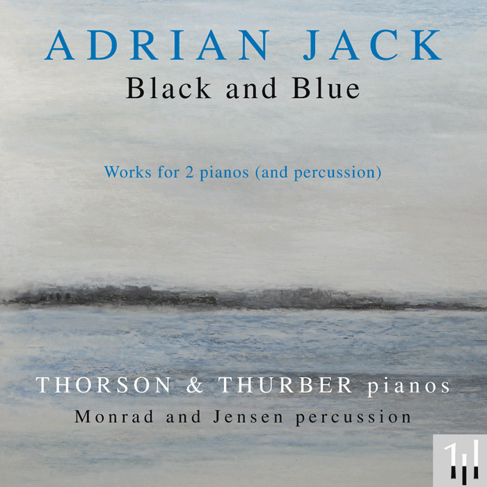 Adrian Jack's Black and Blue - click to buy online