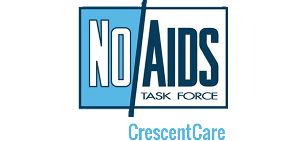 NO/AIDS TASK FORCE LOGO