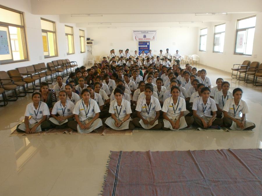 Nootan College of Nursing Image