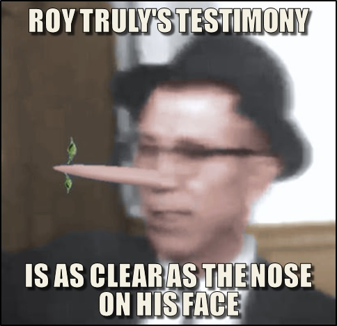 Roy Truly - Fred Korth connection TrulyLongNose