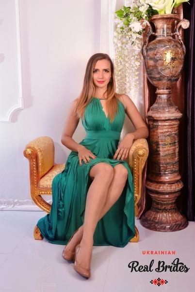 Photo gallery №9 Ukrainian bride Irina