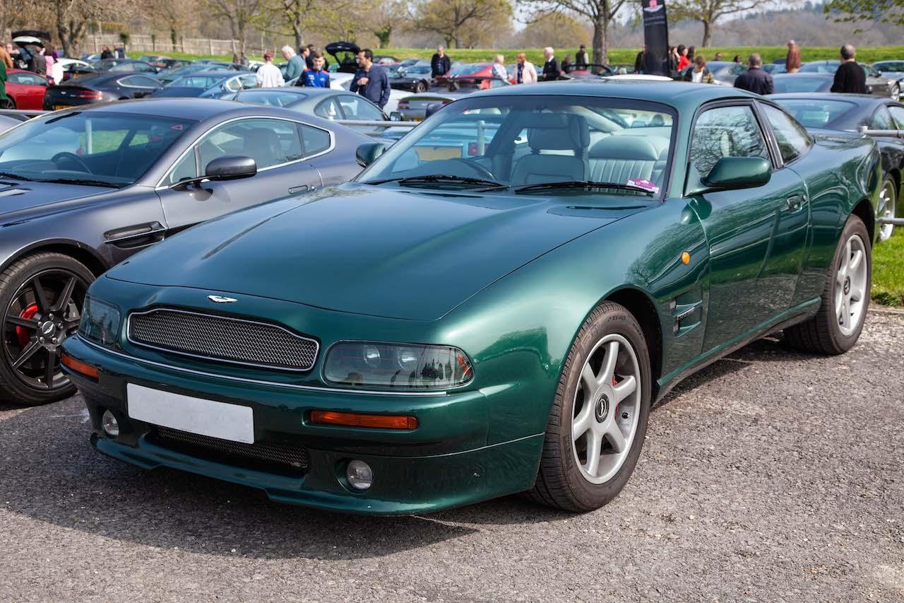 Simply Aston Martin returns to Beaulieu this August