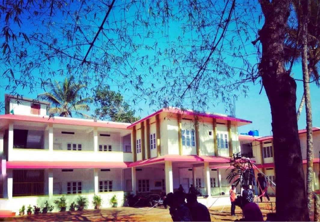 Jayasree Arts and Science college, Wayanad