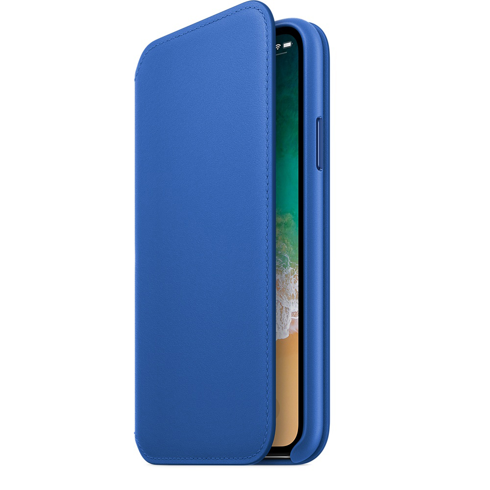 Genuine-Leather-Folio-Flip-Wallet-Case-Cover-For-Apple-iPhone-11-Pro-Max-Xs-8-7 thumbnail 48
