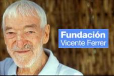 Pàgina web de la Fundació VICENTE FERRER