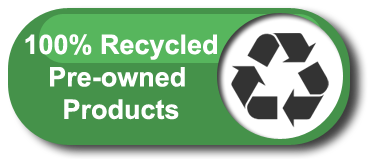 100% Recyled Pre-owned Products