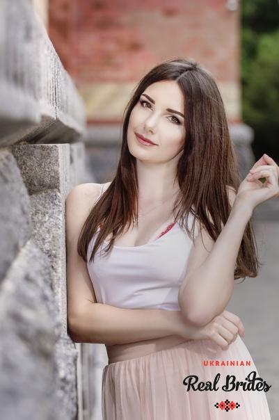 Photo gallery №5 Ukrainian bride Anna