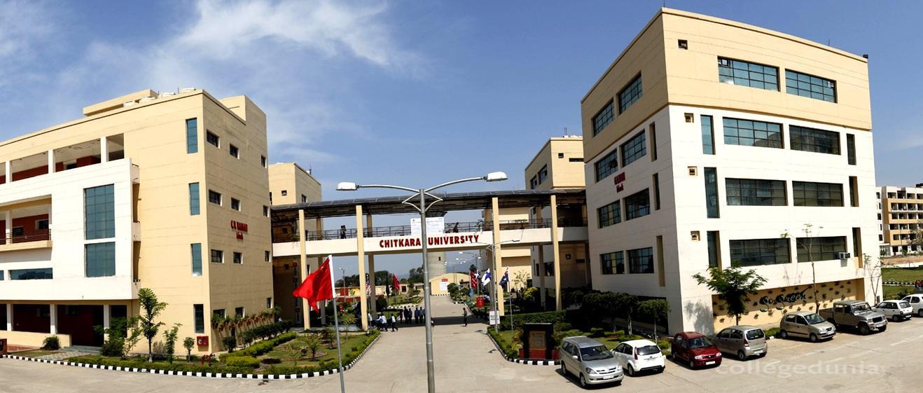 Chitkara University, Baddi