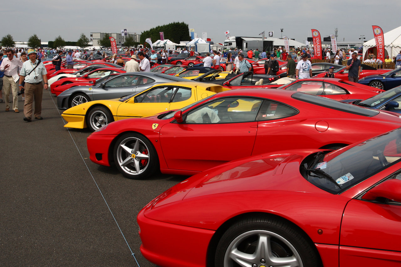 Take to the Road News Silverstone Classic