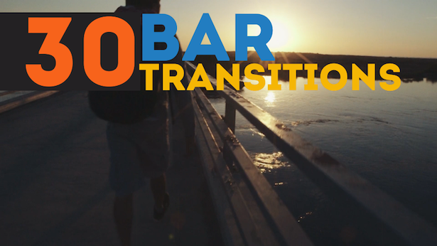 165 Transitions & 28 Titles Pack Motion Graphics | MOGRT - 9