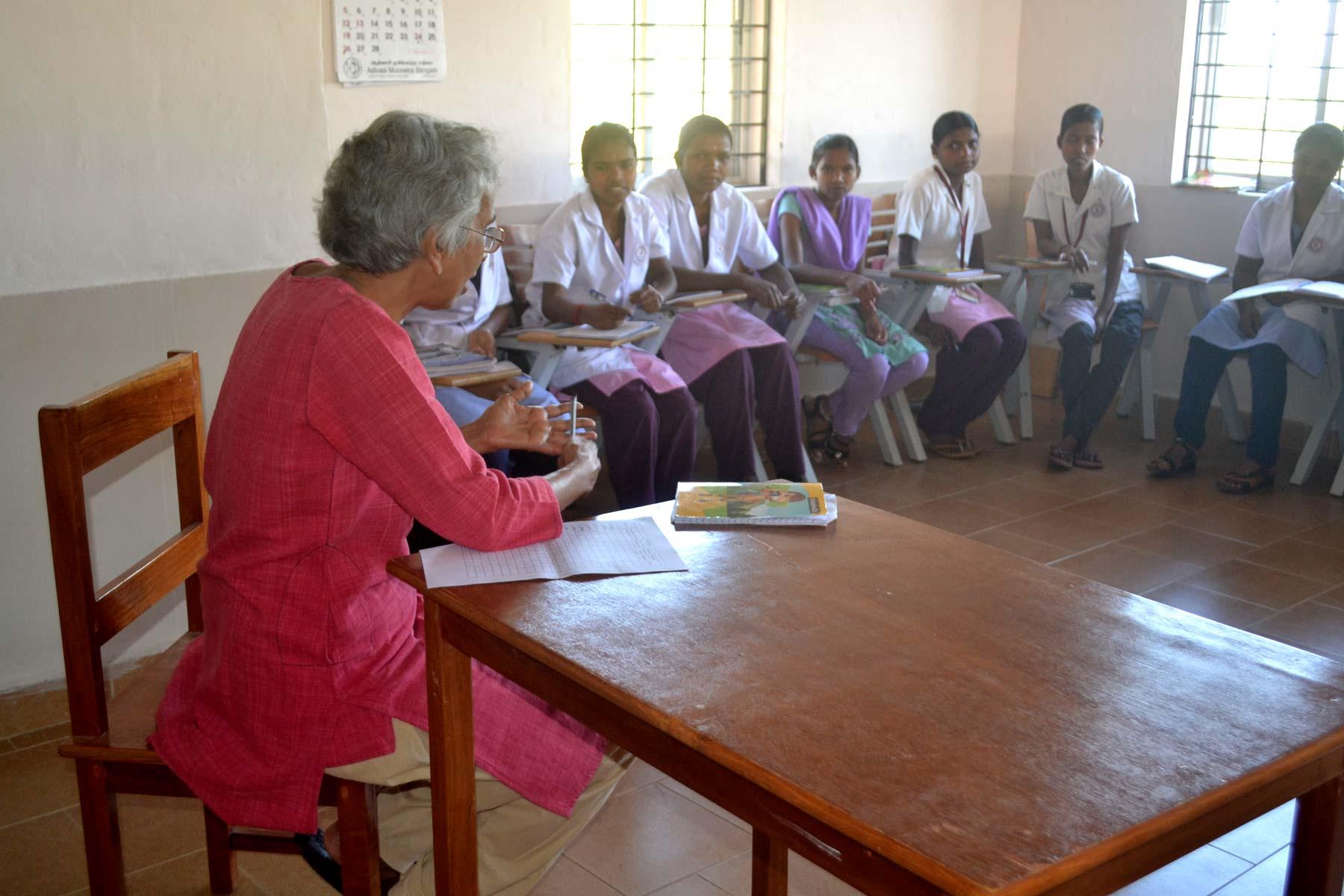 Ashwini Adiviasi School Of Nursing Image