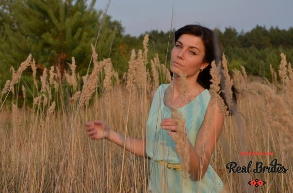 Photo gallery №1 Ukrainian bride Oleksandra