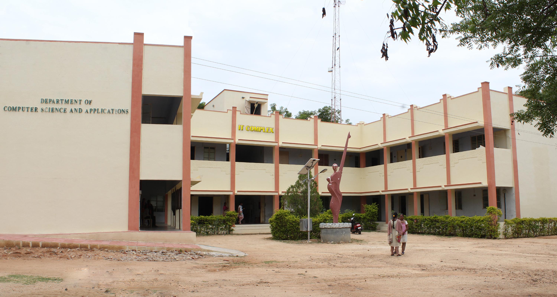 Department of Computer Science and Applications (Gandhigram Rural Institute)