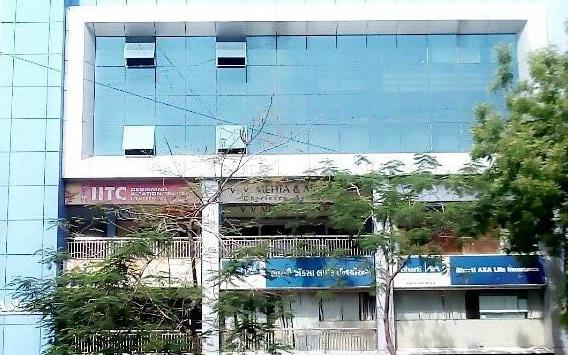 IITC (India International Trade Center), Ahmedabad