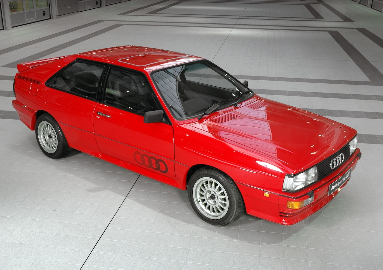 Audi Quattro's 40th anniversary to be celebrated at The London Classic Car Show
