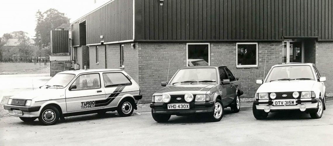 Turbo Technics to celebrate 40th birthday at Donington Park