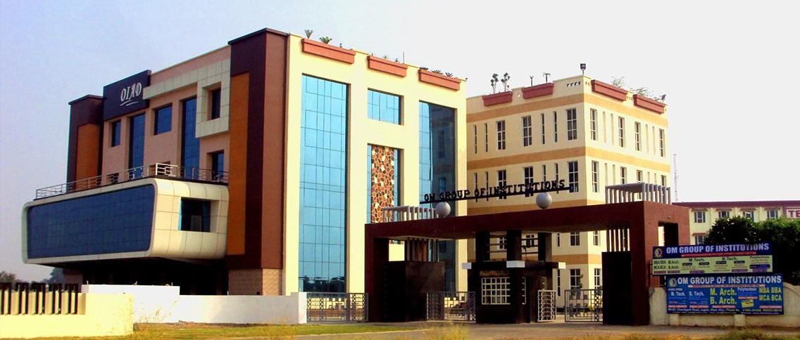 OM Sterling Global University, Hisar